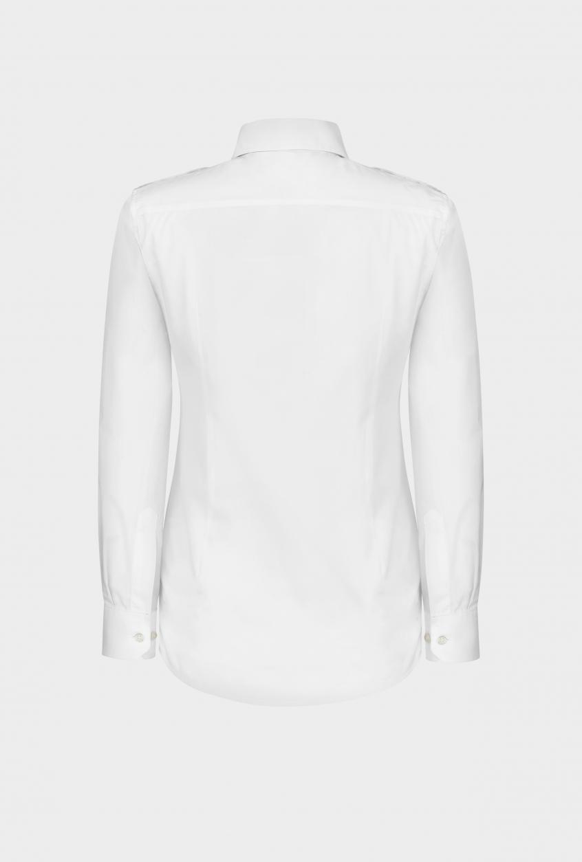 Ladies pilot shirt Sofia, long sleeve