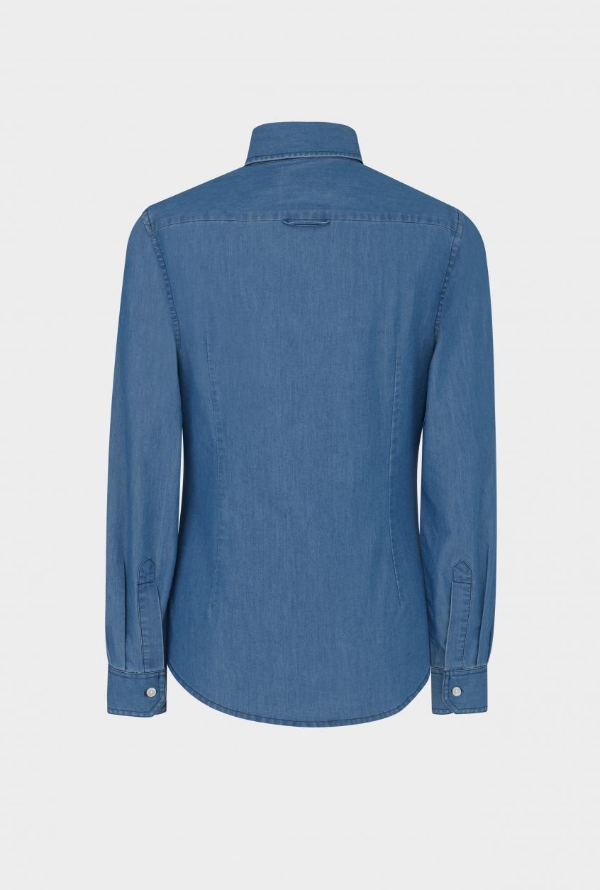 Ladies shirt Tina, long sleeve